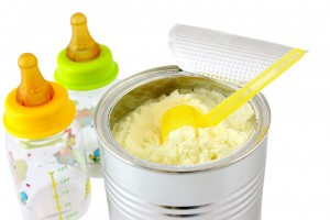Marketing infant formula