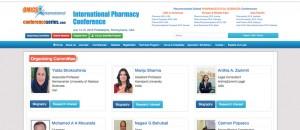 AnthiaZammit Legal honored withInternational Pharmacy (USA)Organizing Committee Membership.